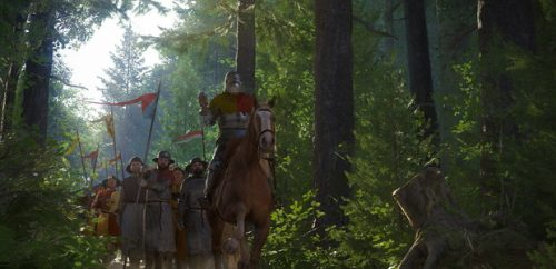 Kingdom Come Deliverance Videojuego