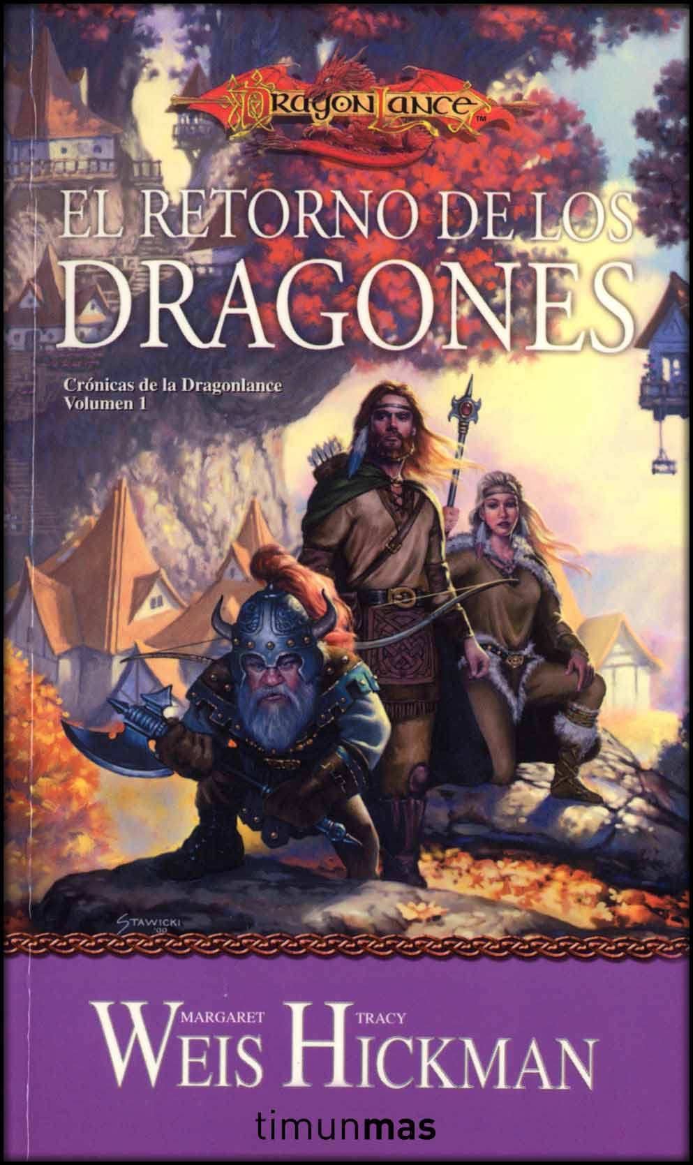 Crónicas de la Dragolance