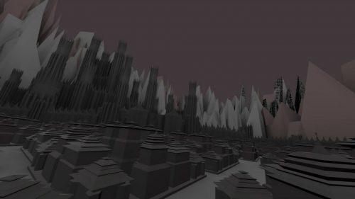 Ciudad fantástica 3D