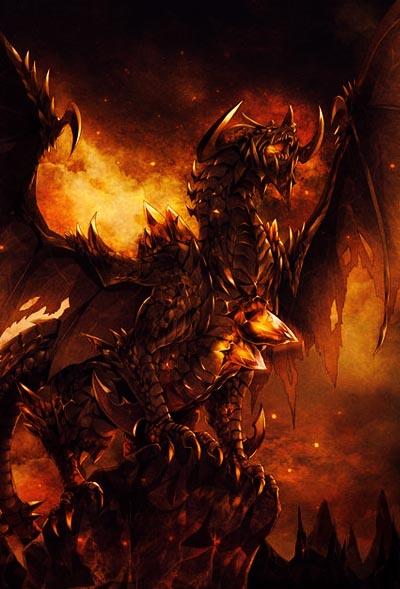 Dragón Heráldico