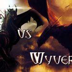 Dragón y Wyvern