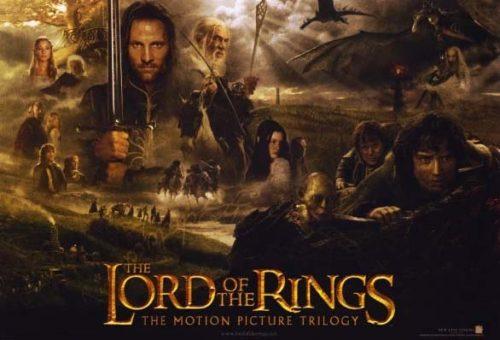 El señor de los anillos trilogía películas