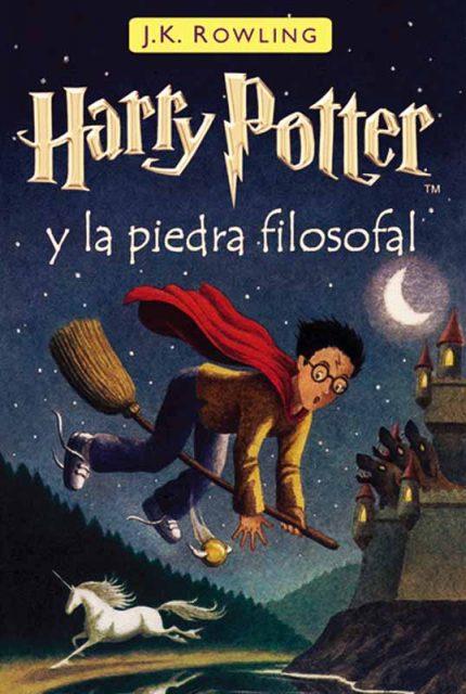Harry Potter saga de libros fantasía