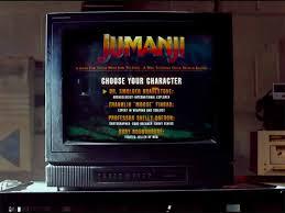 Jumanji Videojuego