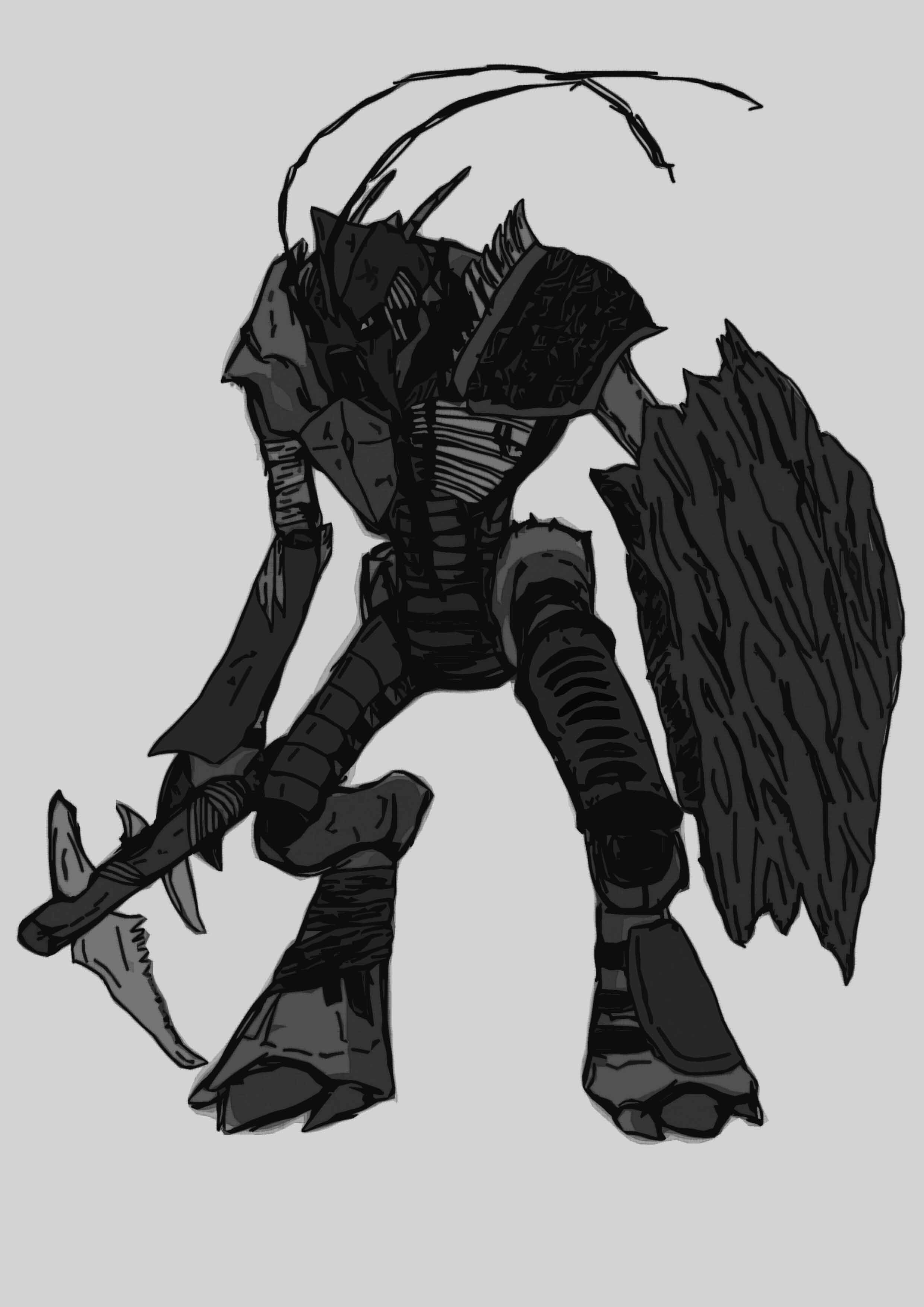 Kashyk guerrero
