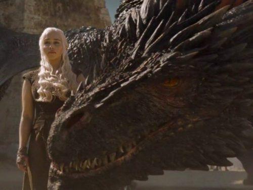 Drogo y Daenerys Juego de Tronos