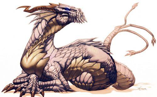 Lyndwurm ilustración