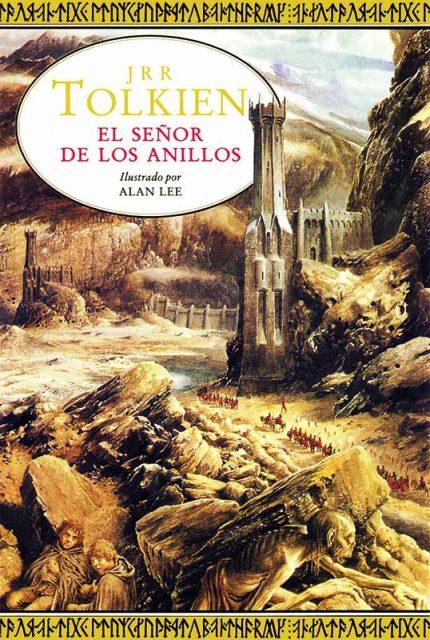 Señor de los Anillos Saga de libros fantasía